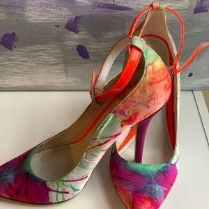 Aldo Multicolored Heels